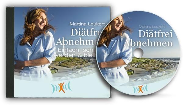 Diätfrei Abnehmen als Hörbuch (Download inkl. CD per Post)
