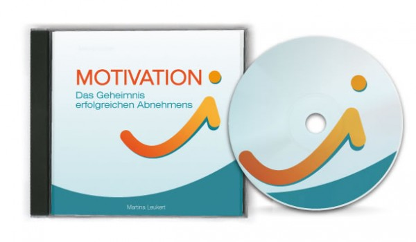 Motivation zum Abnehmen als Hörbuch (Download inkl. CD per Post)